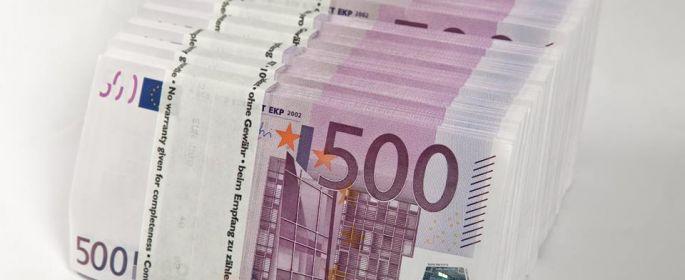 500 eurų banknotai į apyvartą nebebus leidžiami, tačiau jais ir toliau galima atsiskaityti